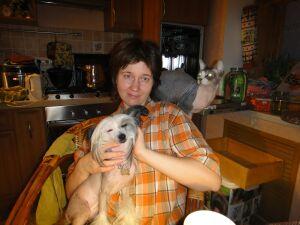 Ольга и Руна фотография